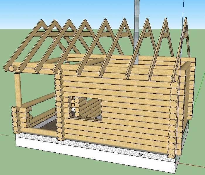 Каркас крыши: как сделать своими руками, технология каркасной крыши, монтаж из досок