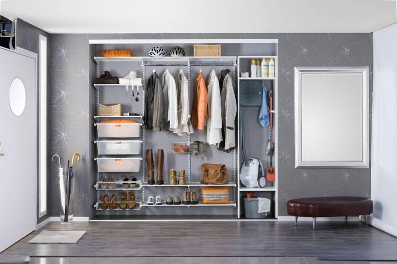 Шкаф в прихожую и коридор: виды, внутреннее наполнение, расположение, цвет, дизайн