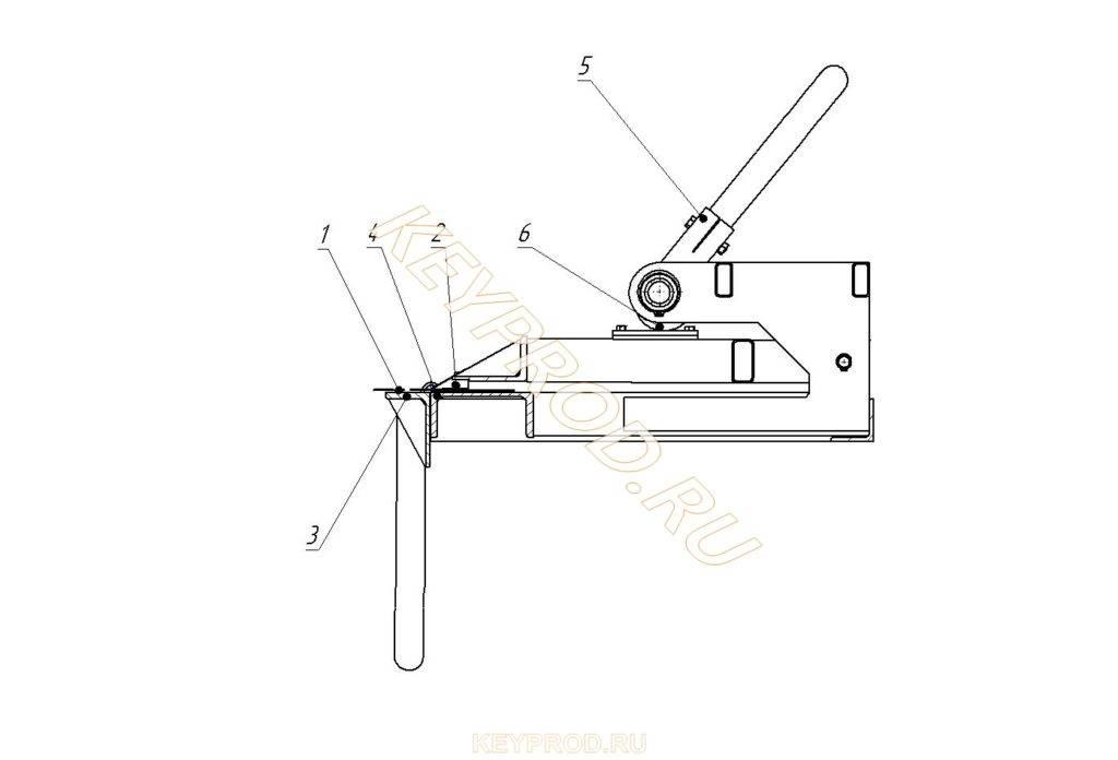 Как работает ручной листогибочный станок и как сделать его своими руками?