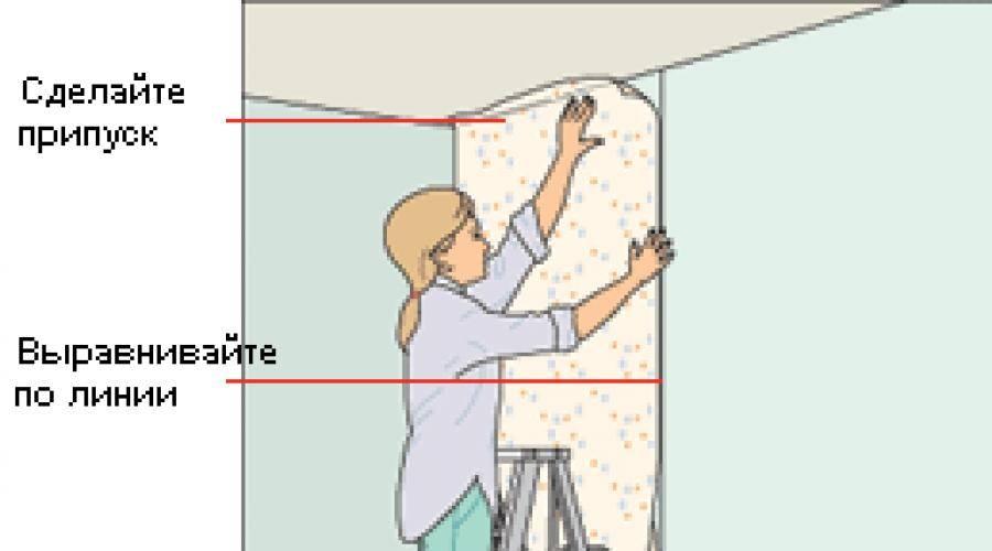 Как клеить фотообои на стену? | советы и рекомендации от специалистов