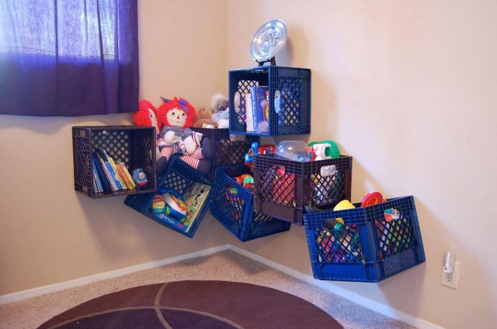 Идеи для детской комнаты. часть 3 - хранение игрушек. мягкие игрушки - страна мам