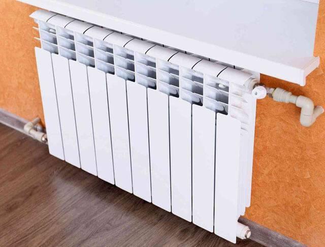 Какие радиаторы отопления лучше для частного дома: чугунные биметаллические алюминиевые или вакуумные ☛ советы строителей на domostr0y.ru