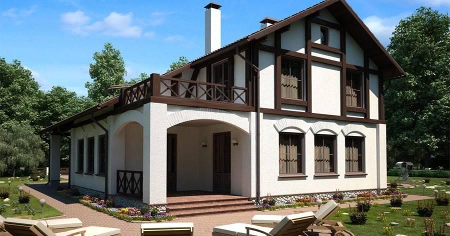 Строительство домика из брёвен по немецкой технологии - загородное строительство - статьи о строительстве и ремонте