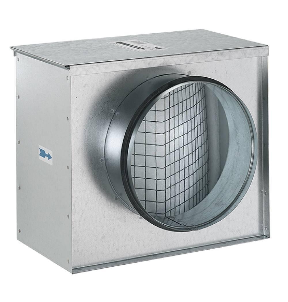 Фильтрация  приточного   воздуха  | промконвент.рф