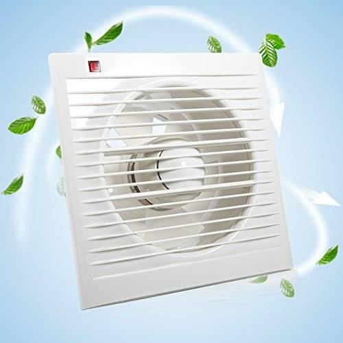Канальные бесшумные вентиляторы для вытяжки: виды, модели