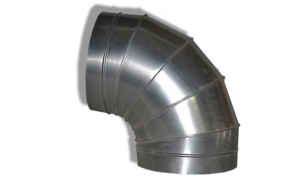 Пластиковые воздуховоды для вентиляции: трубы и прямоугольные каналы, разновидности и размеры элементов, особенности обустройства