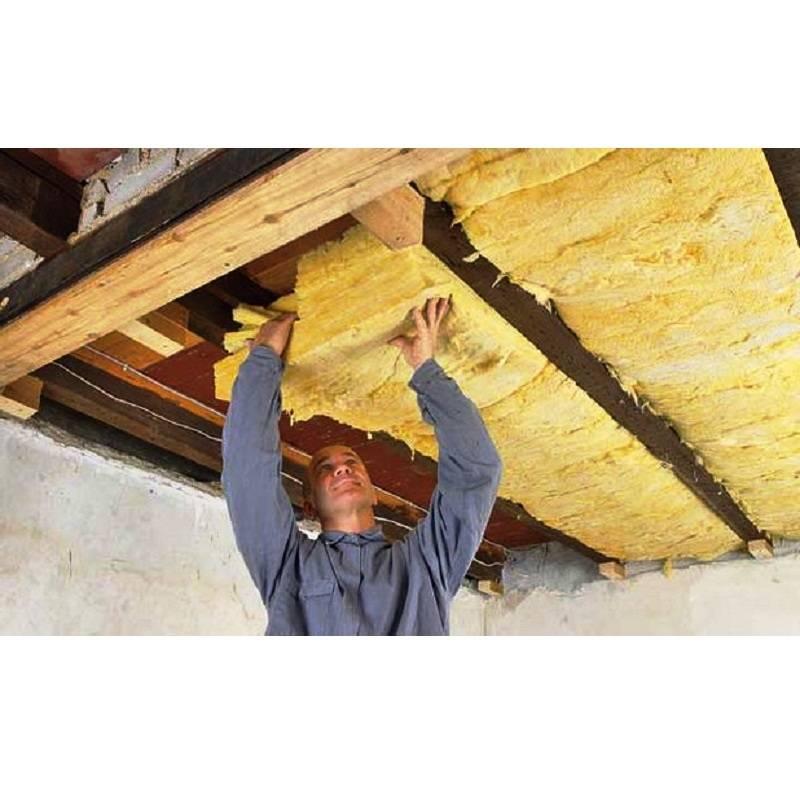 Как утеплить потолок в частном доме: строим своими руками