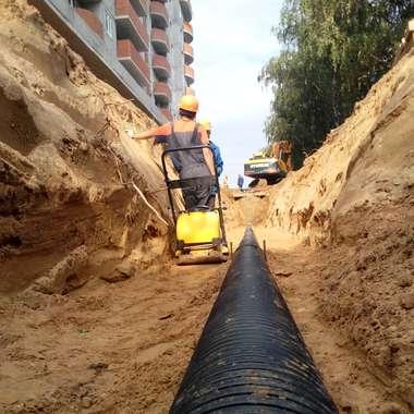 Проект наружных сетей водопровода. г.москва — мир водоснабжения и канализации