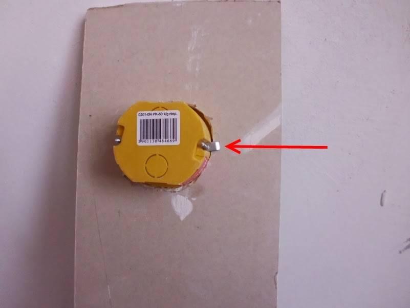 Пошаговая инструкция, как установить розетку в гипсокартоне