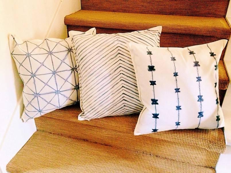 Лоскутные пэчворк подушки: яркая нотка в интерьере - квартира, дом, дача - медиаплатформа миртесен