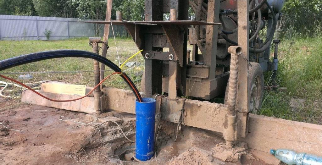 Как очистить скважину от песка обзор основных методов