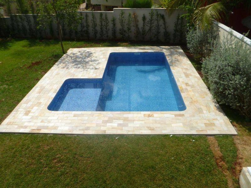 Как самому сделать бассейн на даче из подручных материалов