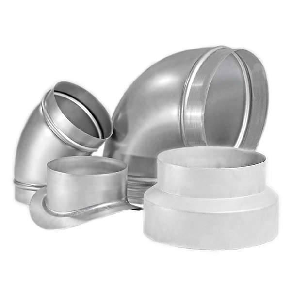 Классификация воздуховодов из нержавеющей стали: размеры и стоимость труб
