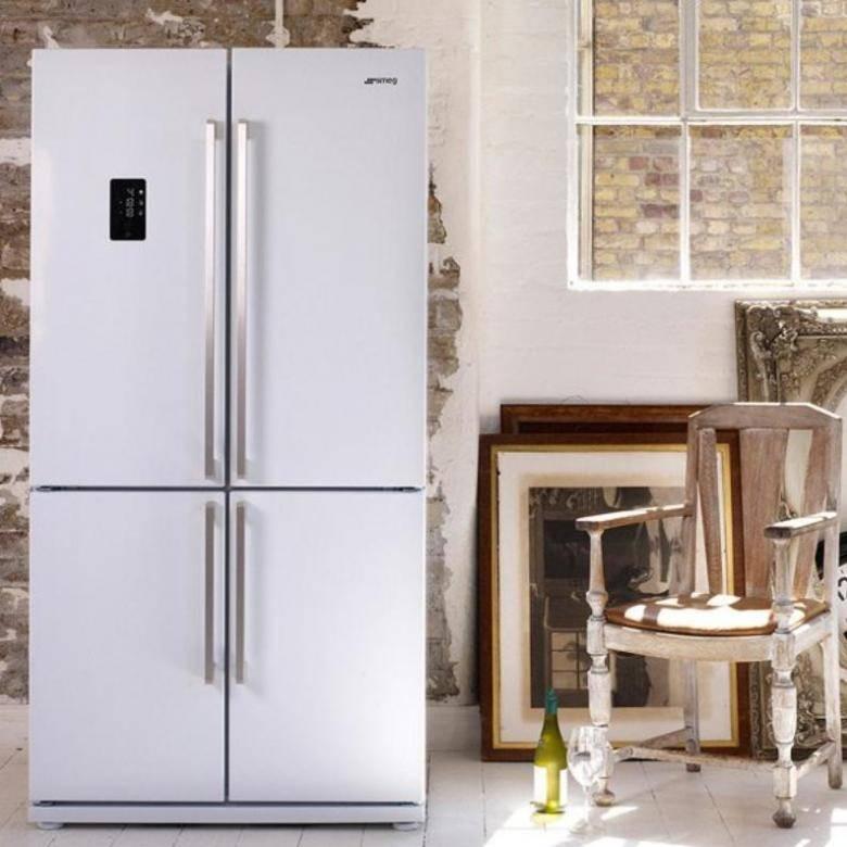 Большие двухдверные холодильники side by side: рейтинг лучших 2020-2021 по качеству и цене