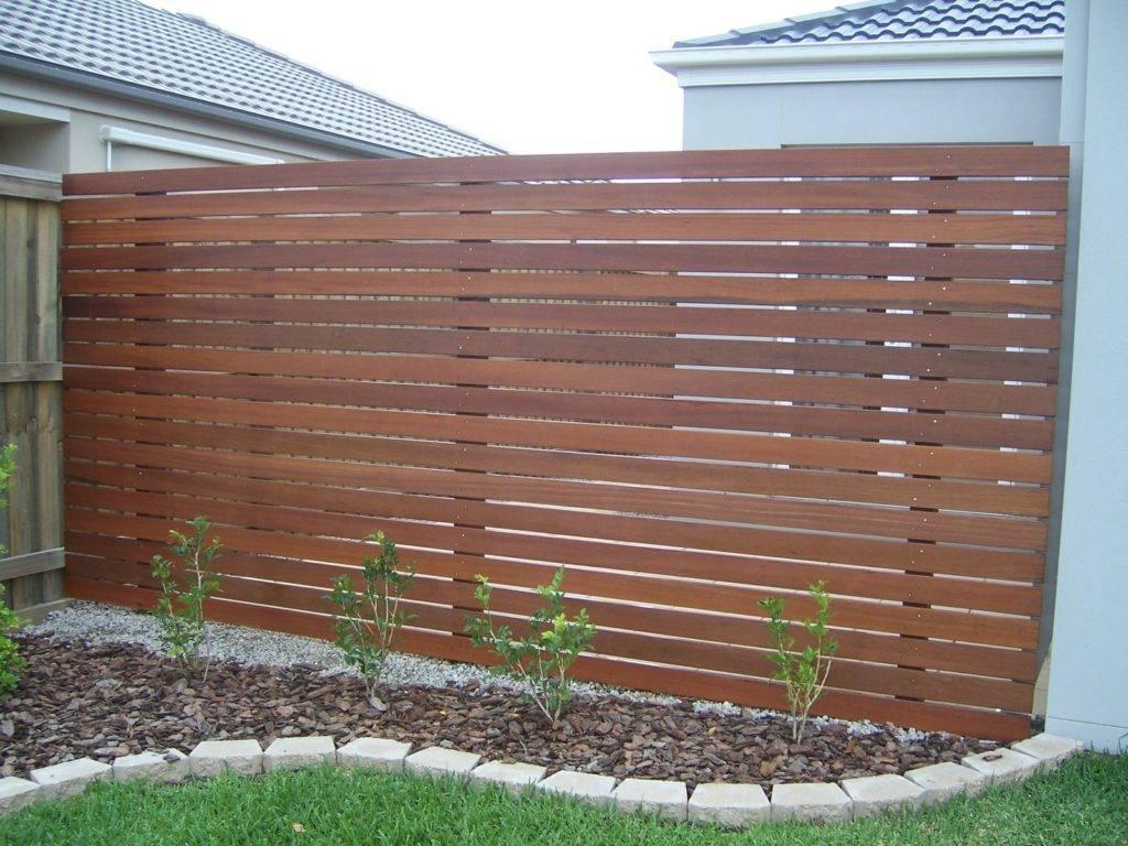 Как сделать забор — как своими руками сделать из профнастила простой и качественный забор (90 фото)