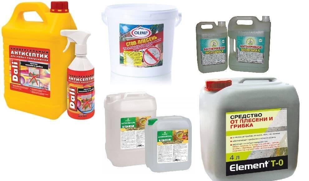 Как избавиться от плесени в ванной - на потолке, швах и других местах, специальные средства