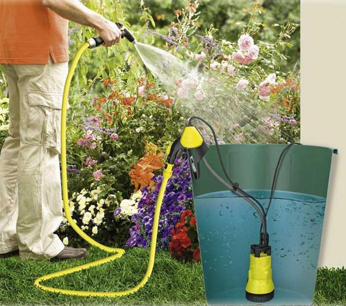 Можно ли поливать огород водой из септика топас
