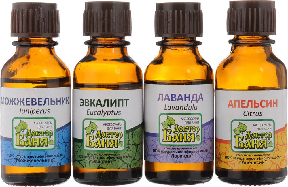 Какие эфирные масла лучше использовать в бане: лучшие эфирные масла для бани