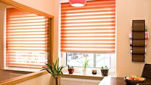 Рулонные шторы для дома: виды, какие выбрать, отзывы, фото