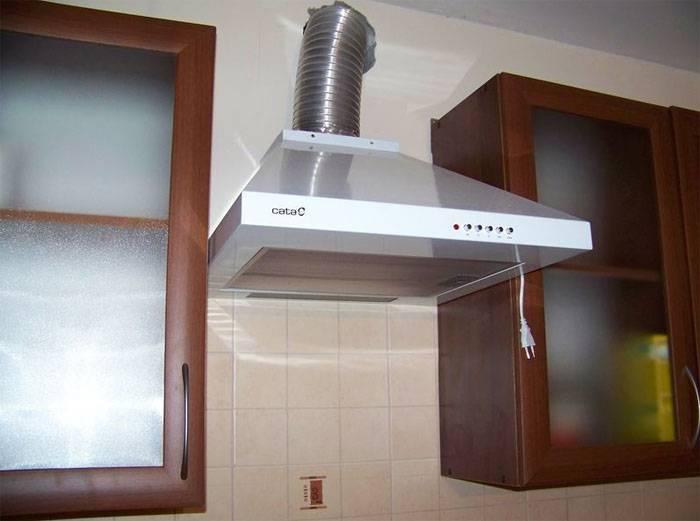 Почему кухонная вытяжка не тянет воздух: самые распространенные причины неисправности и их устранение