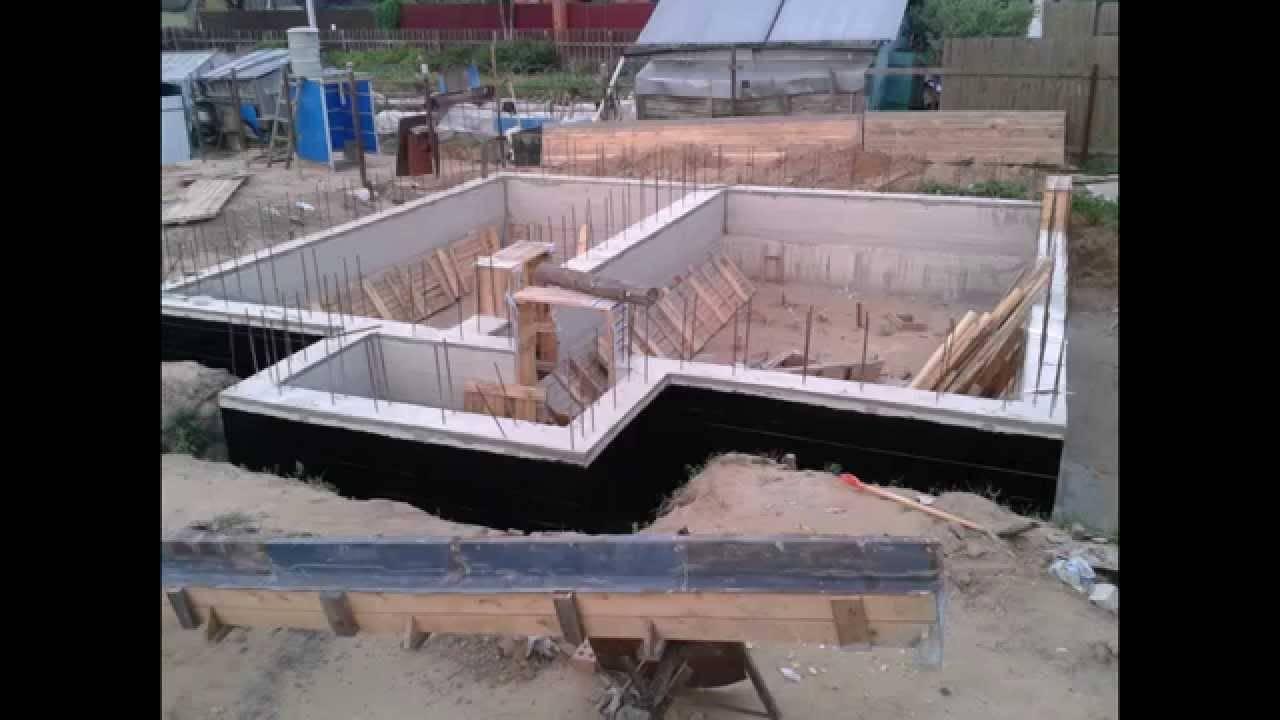 Цокольный фундамент: устройство, строительство основания под цокольный этаж, стоимость