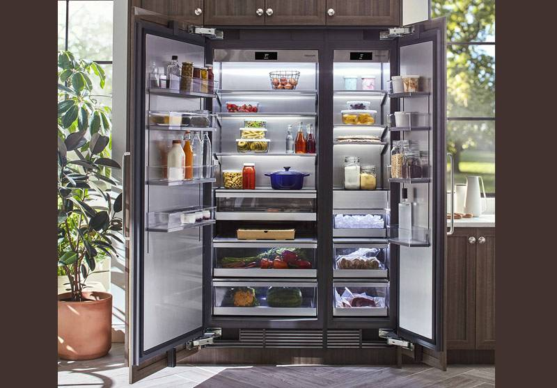 Топ-10 лучших side by side холодильников для дома