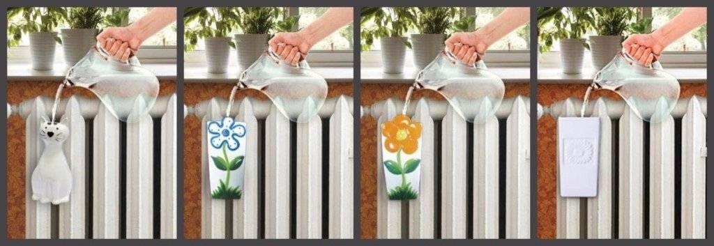 Как увлажнить воздух в помещении, способы - фото примеров
