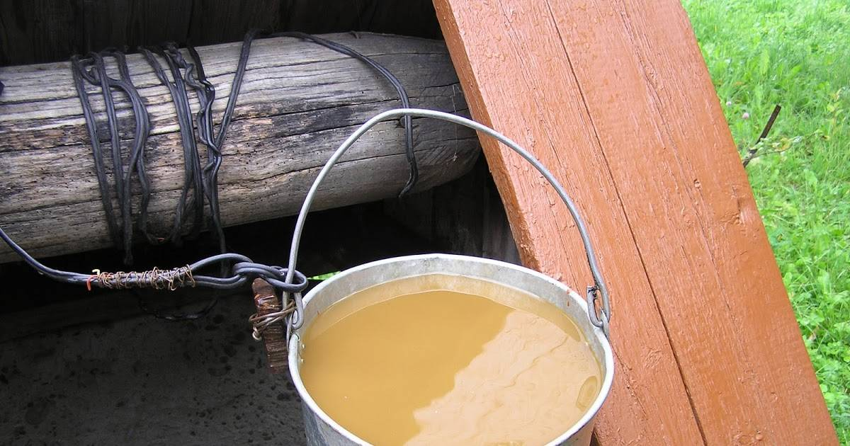 Вода из скважины пахнет сероводородом: как решить проблему