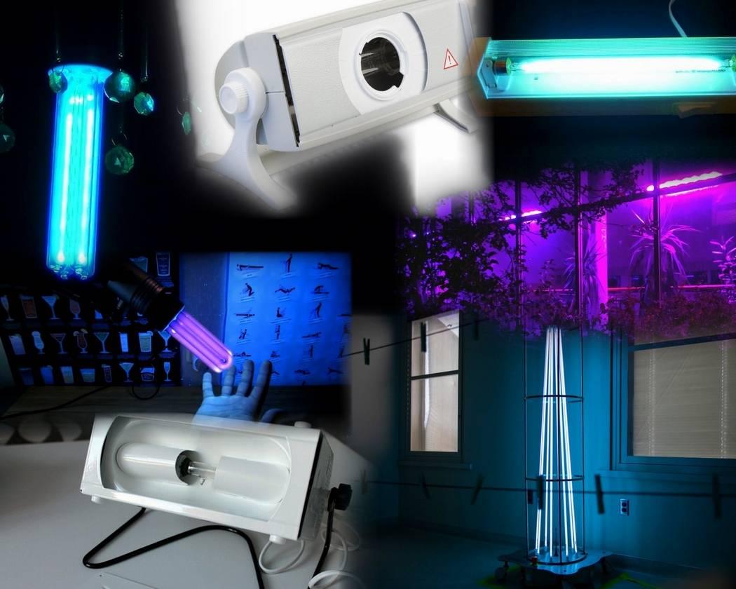 Плюсы и минусы бактерицидных ламп