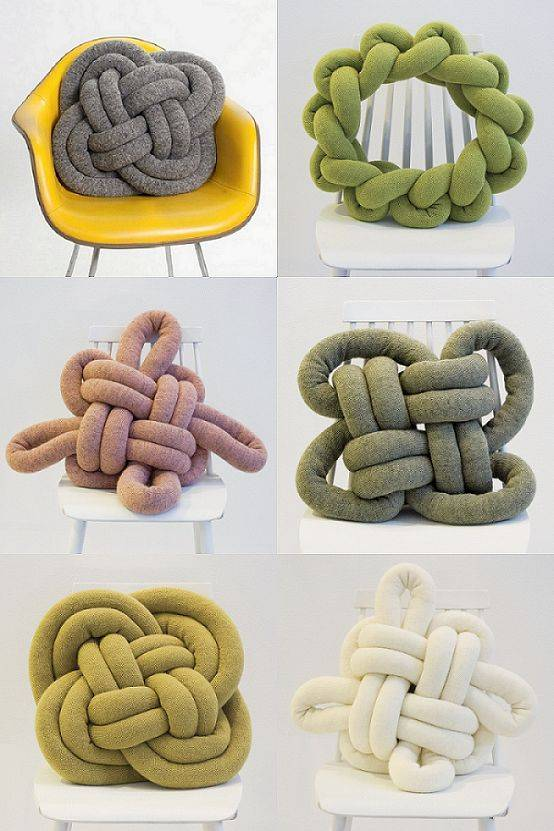 Оригинальные подушки своими руками: выкройки, фото, схемы, 8 вариантов