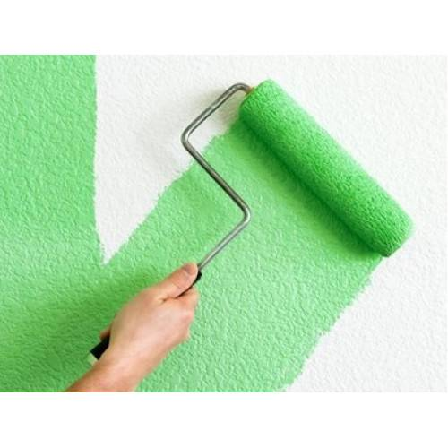 Покраска стен водоэмульсионной краской (29 фото): идеи дизайна, как покрасить без разводов, технология окраски