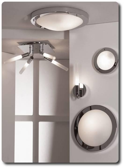 Настенные светильники для ванной комнаты. выбор и установка