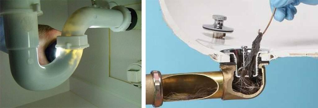 Как устранить запах из труб в ванной: причины, 15 лучших химических и народных способов