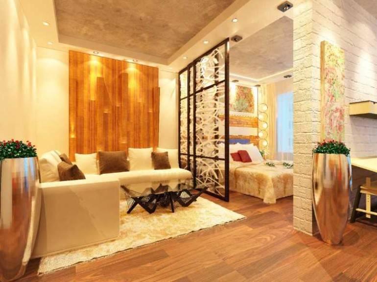 Перепланировка однокомнатной квартиры: варианты передела 1 комнатной хрущевки в 2 комнатную, примеры переустройства жилья площадью 30 кв мсвоё