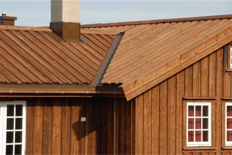 Стропильная система крыши – устройство, элементы, виды