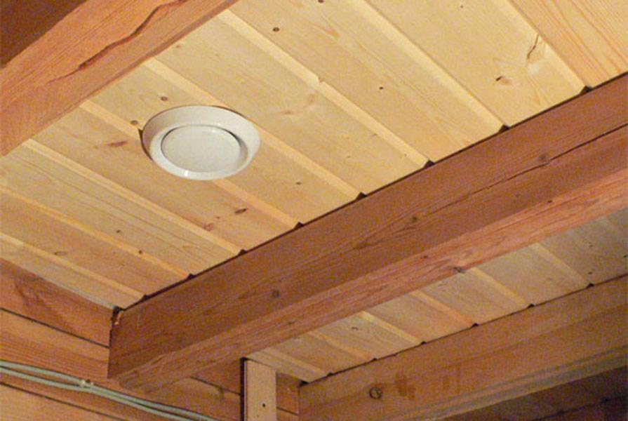 Нюансы и специфика создания вентиляции в деревянном доме