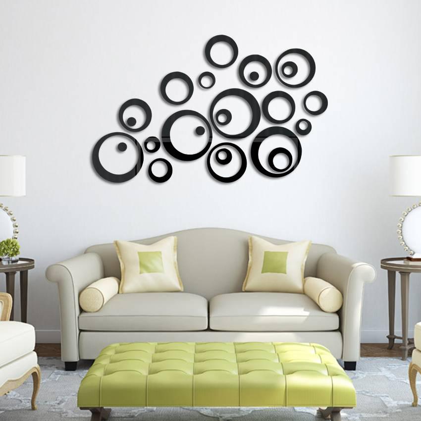 Надпись на стене: разнообразие вариантов и способы их использования