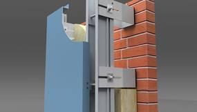 Подсистема для вентилируемого фасада – особенности обустройства конструкции