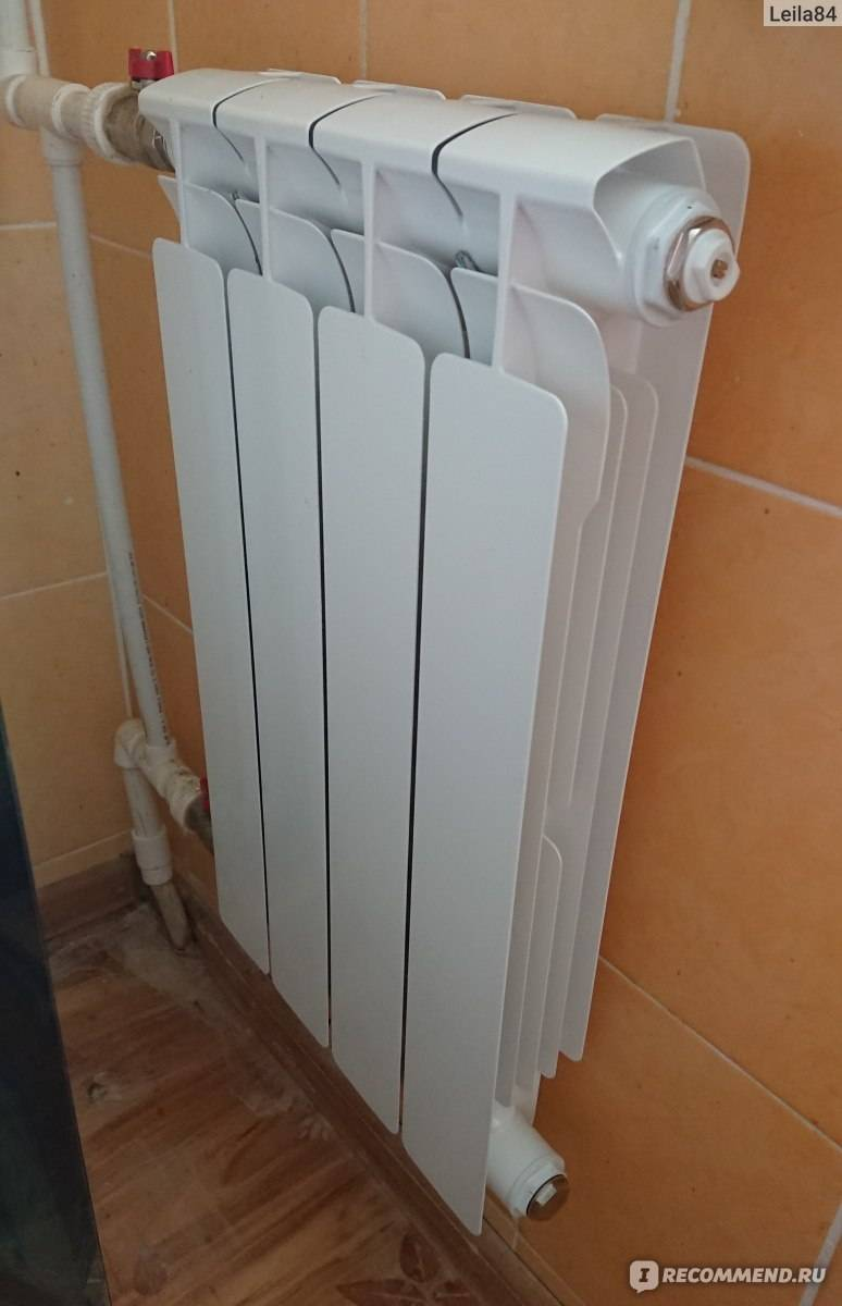 Сравниваем - какие радиаторы лучше биметаллические или чугунные + видео