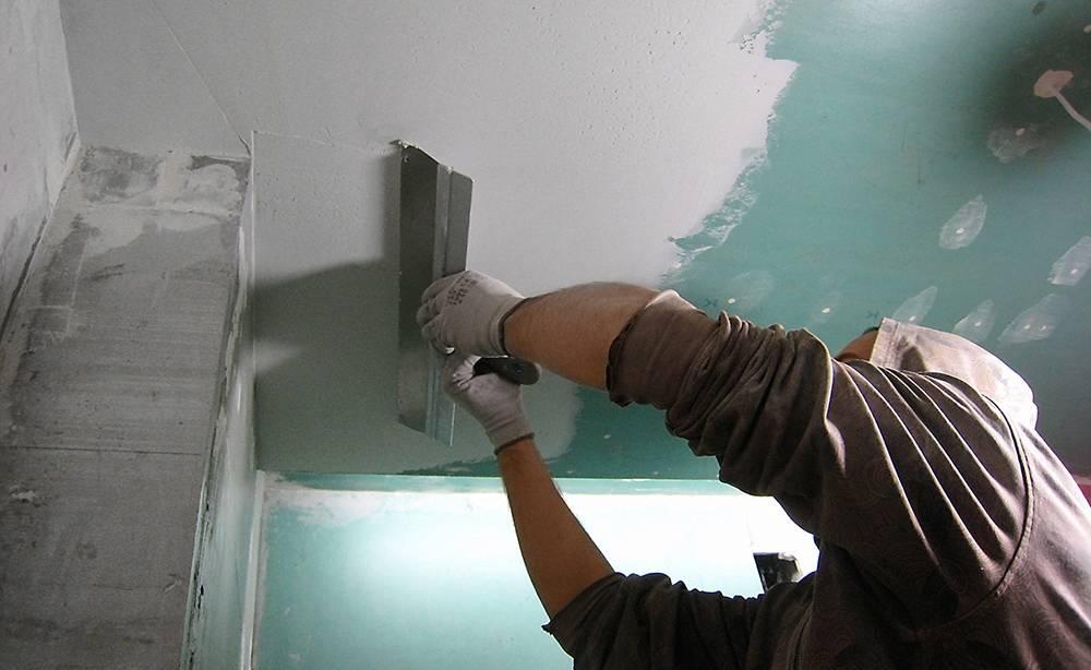 Декоративная штукатурка на потолок - отделка своими руками, фото и видео примеры