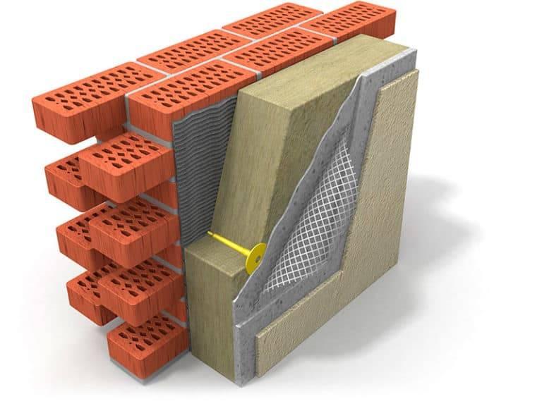 Как утеплить кирпичные стены дома изнутри — способы