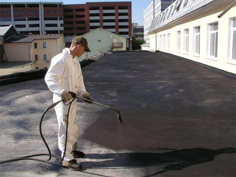 Жидкая резина для гидроизоляции своими руками - кровля и крыша