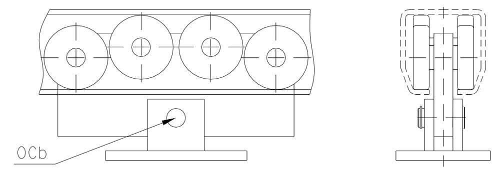 Раздвижные ворота на роликах своими руками: фото и видео