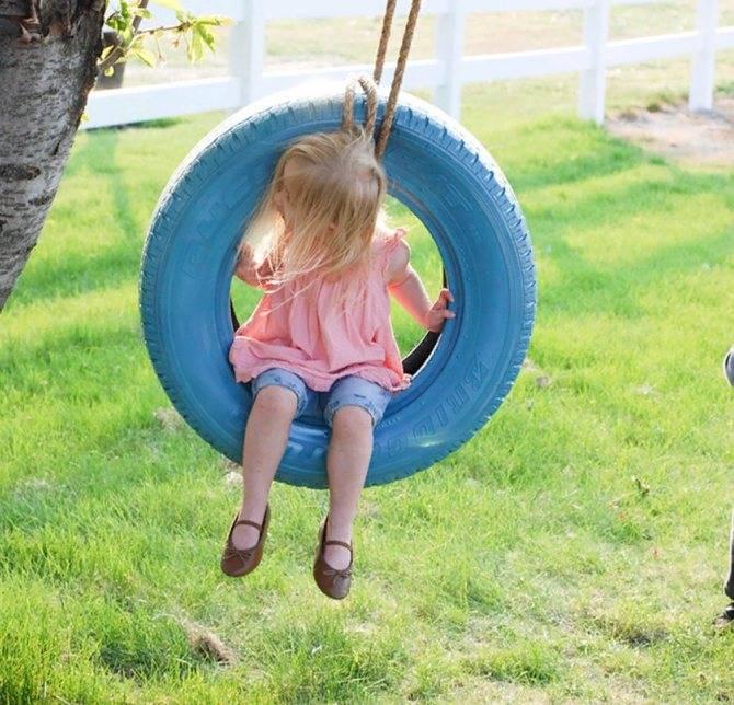 Садовые качели - 125 фото стильных конструкций и идей применения качелей в саду