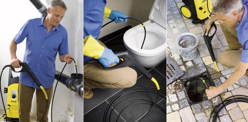 Чем эффективно прочистить канализационные трубы в частном доме средства для чистки в домашних условиях