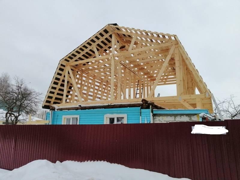 Виды крыш с мансардой в частных домах, их возможные индивидуальные проекты и разновидности, примеры на видео+фото