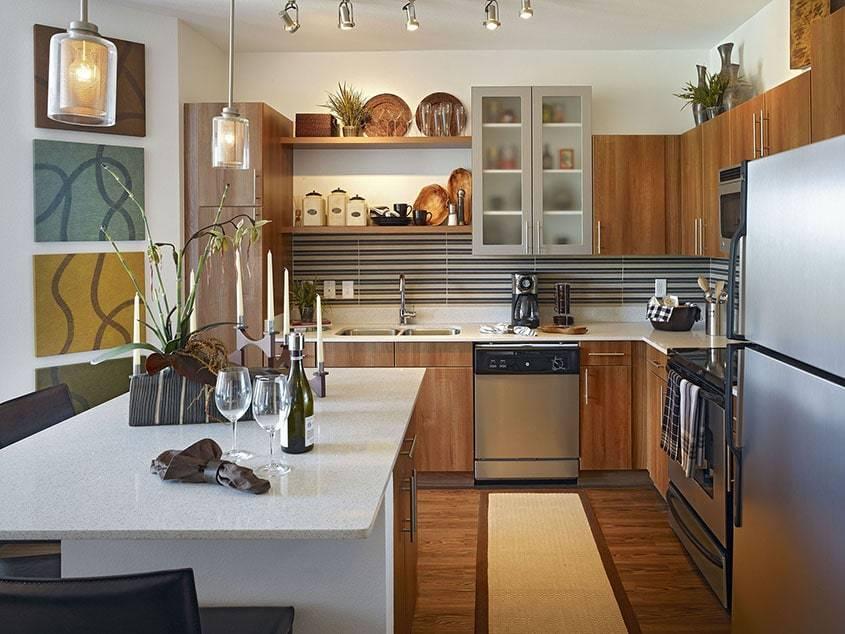 Проектирование кухни с нуля: 3 простых шага и примеры готовых проектов
