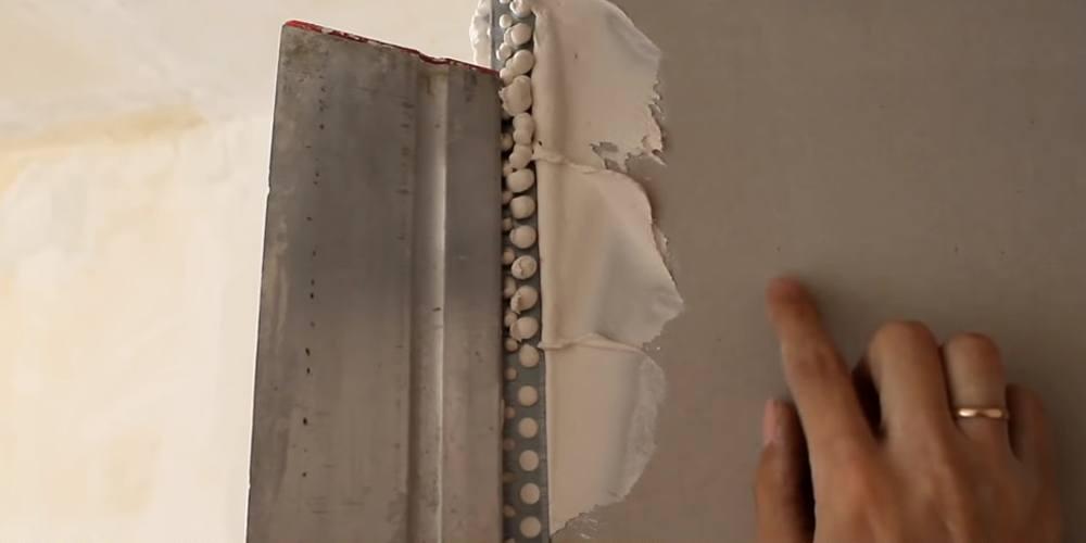 Оштукатуривание оконных и дверных откосов своими руками