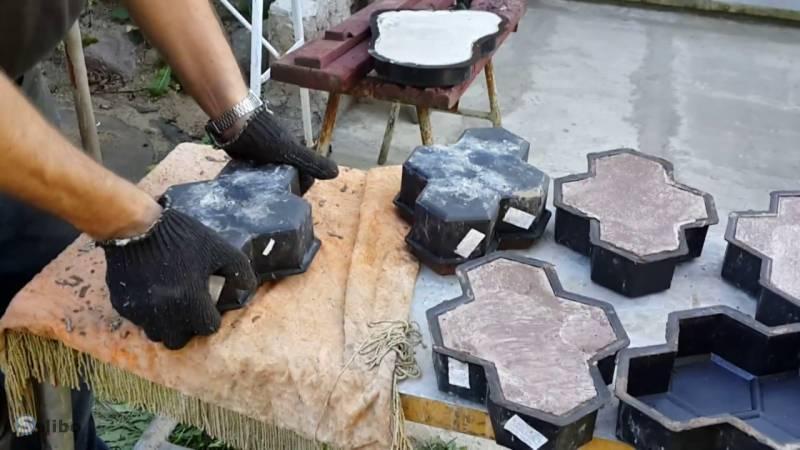 Тротуарная плитка своими руками: пошаговое руководство и советы по изготовлению
