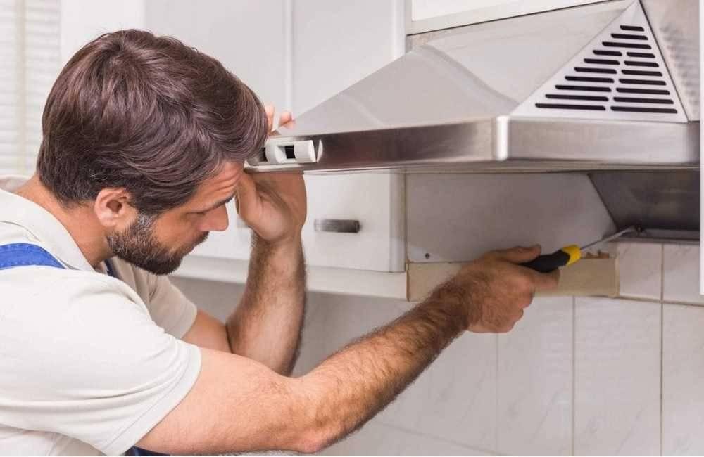 Что делать если не работает вытяжка на кухне